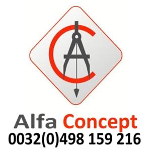 Logo Alfaconcept