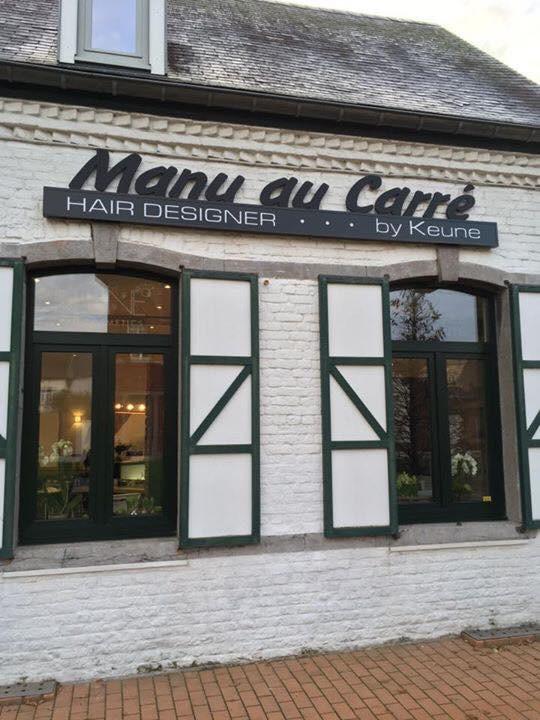 Salon de coiffure manu au carré Seneffe